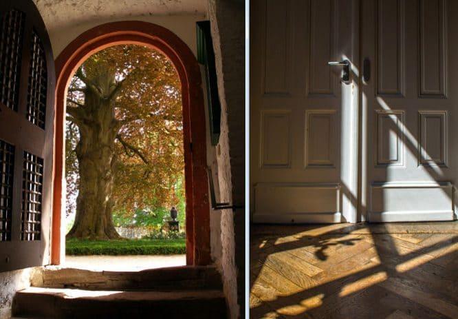 Alte Türen aufarbeiten lohnt sich vor allem bei schönen alten Türen
