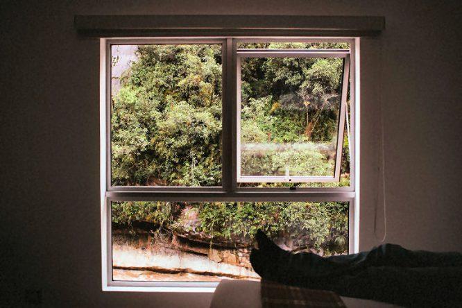 Fenster richtig putzen und Dichtungen pflegen