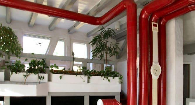 Klassische Blüh- und Grünpflanzen, Hydrokulturen oder eine komplett grüne Zimmerwand – es gibt viele Möglichkeit, Leben in geschlossene Räume zu bringen.