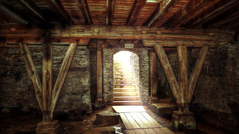 Licht im Keller hat viele Vorteile.