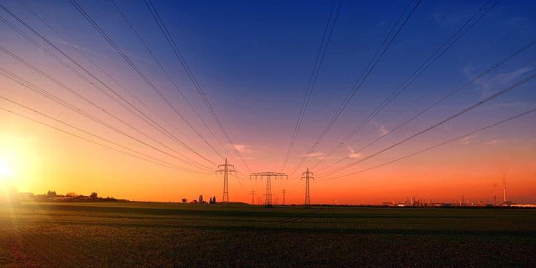 Elektrischer Strom technisch nutzbar
