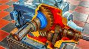 Maschinenmarkt Maschine Querschnitt