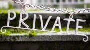 Ein Recht au Privatsphäre