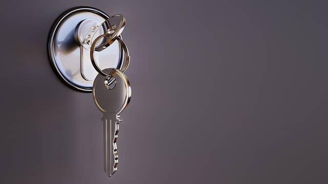 Schlüsseldienst in der Nähe - Schlüssel und Schloss