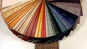 Was ist Linoleum? Heute gibt es diesen natürlich hergestellten Bodenbelag in allen Farben.