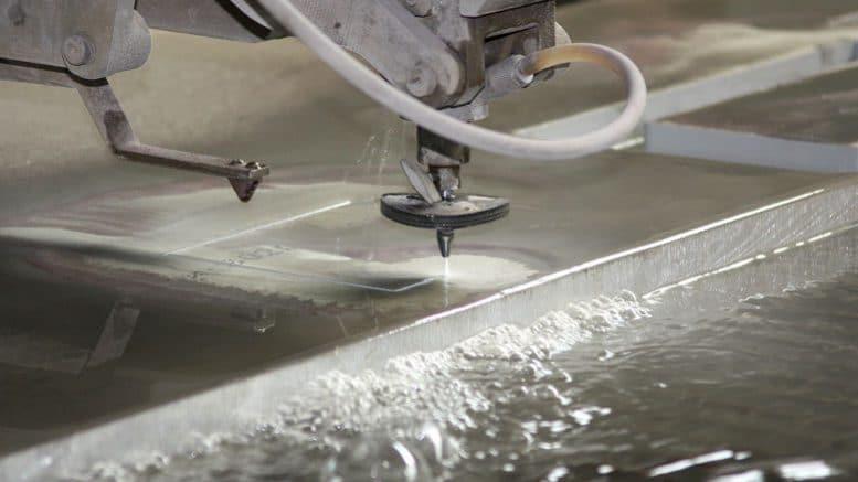 3D Wasserstrahlschneiden