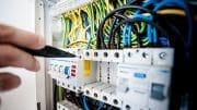 Sicherheit geht vor - vor allem bei Elektroarbeiten