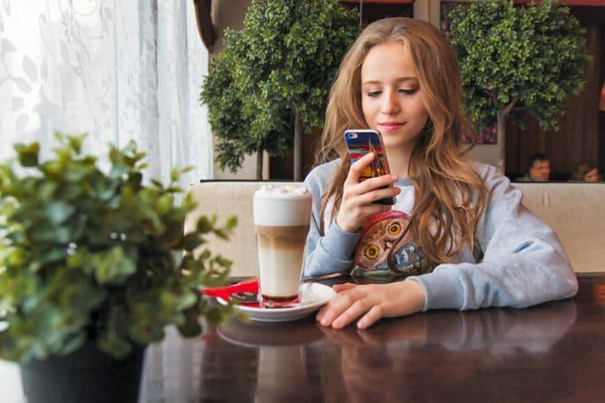Digitale Geräte sauber halten - Smartphone