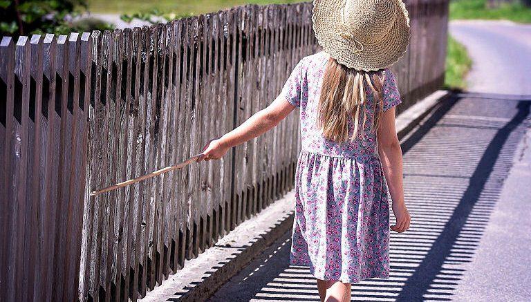 Zäune aus Holz sind beliebt, leicht zu errichten, aber pflegeintensiv.