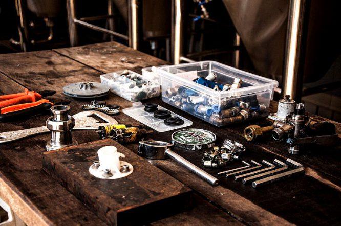 All sein Werkzeug sicher transportieren können hat so seine Vorteile.