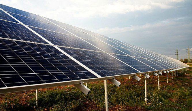 Solarstrom, wenn möglich, selbst erzeugen.