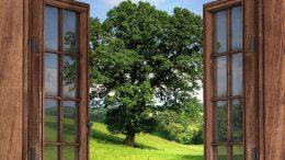 Offene Fenster - aber Wärmeverlust vermeiden!