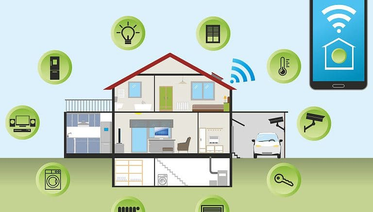 Smart Haus - wo und was man alles machen kann im Haus.