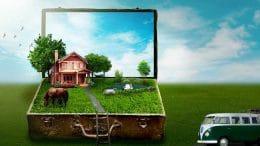 verschiedenen Bauweisen beim Hausbau bedenken.