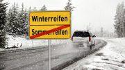 Winterreifen -> Sommerreifen