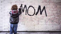 Professionelle Steinreinigung bei Graffitis
