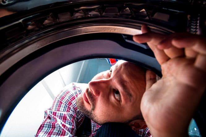 Waschmaschine reparieren - na dann schaun wir mal ...