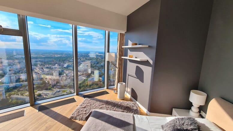Für saubere Luft zuhause sorgen mit einem Luftreiniger.