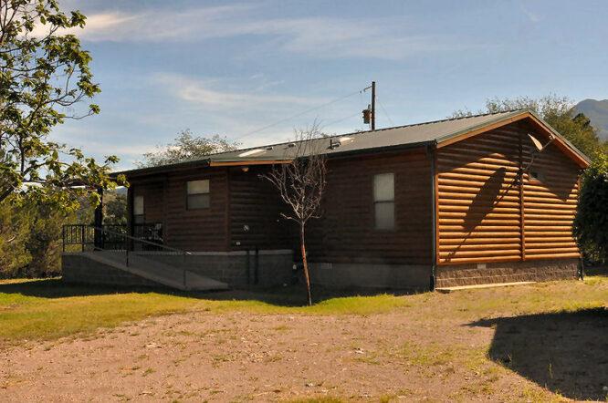Flachdach für ein Wohnhaus