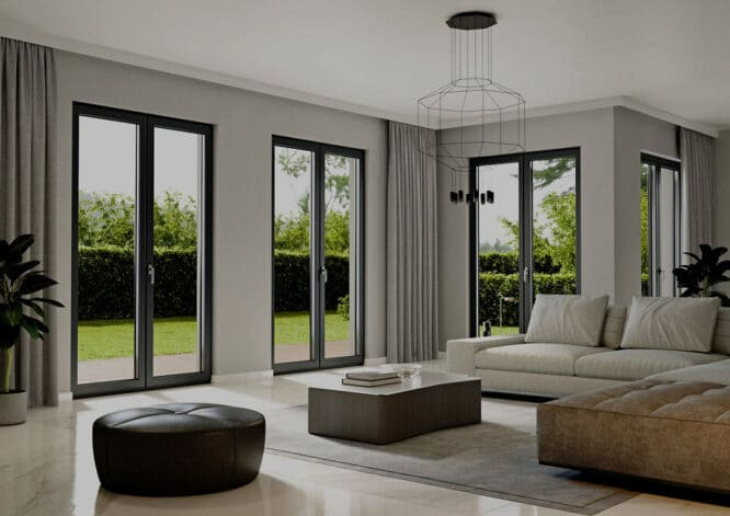 Anspruchsvolle Fenster müssen neben Wärme- und Schallschutz noch ein wenig mehr können. Vor Einbruch schützen zum Beispiel.