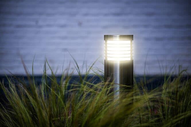 LEDs eignet sich für Innen- wie auch für Außenbeleuchtung.