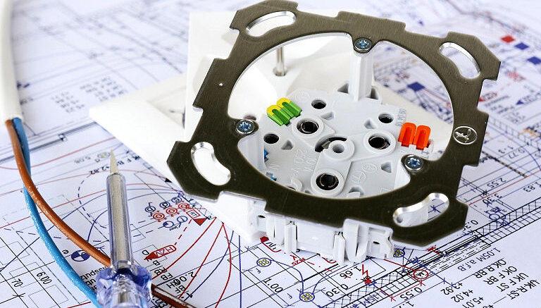 Lichtschalter und Steckdosen müssen funktional und durchdacht sein - bis ins kleinste Detail.